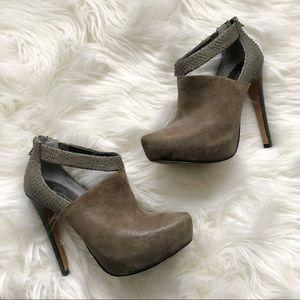 Jessica Simpson booties
